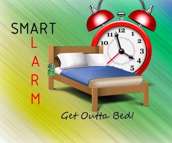 Smart Bed Alarm With LinkIT ONE