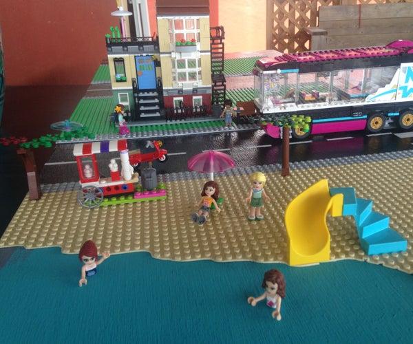 LEGO City Streets Platform / LEGO City Building Challenge