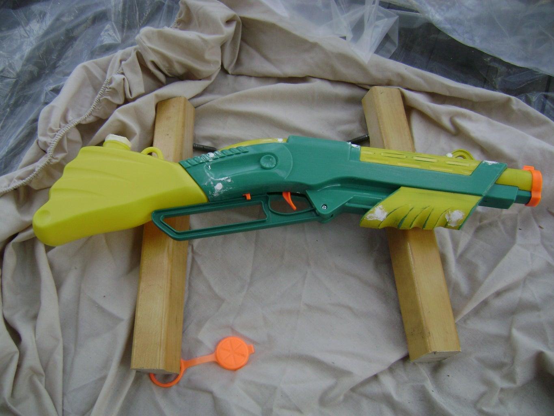 Prep the Guns