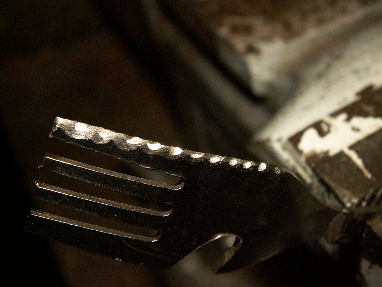 Create a Knife Edge