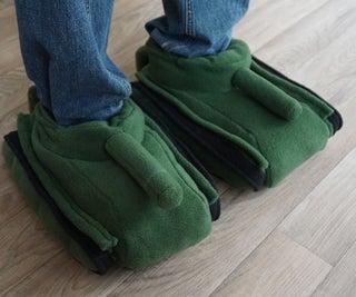 Tank Slippers
