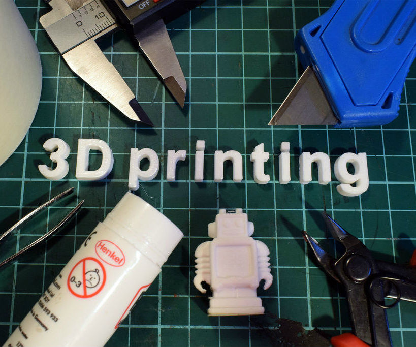 A complete guide to 3D-printing