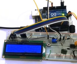 Inductance LC Meter Using Arduino