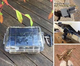 SolarDuino Projects