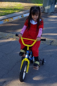 The Finished Adaptive Trike