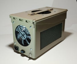 Ammo Box File Server