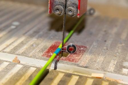 Fishin' for Kittin' - Modifying the Rod