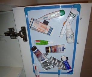 3 Minutes Hack - Magnetic Drugs Board