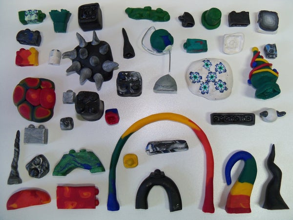 Custom LEGO-Compatible Bricks!