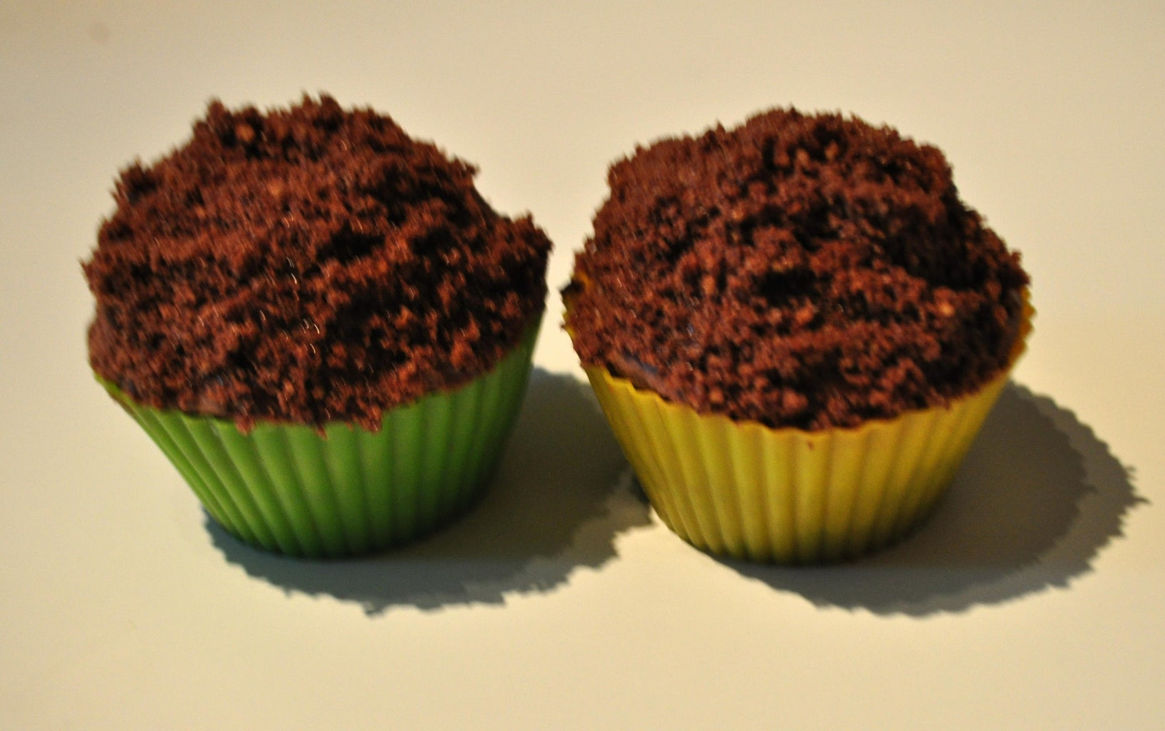 Chocolate Dirt Cupcake