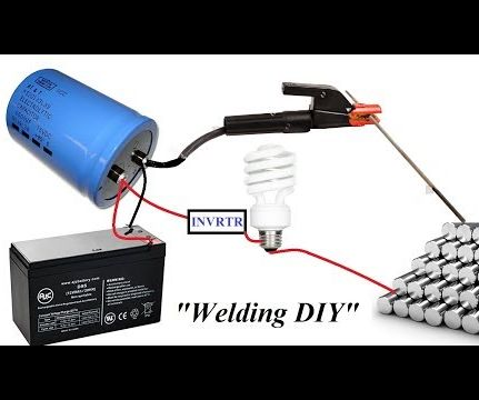 Homemade Spot Welding Machine DIY