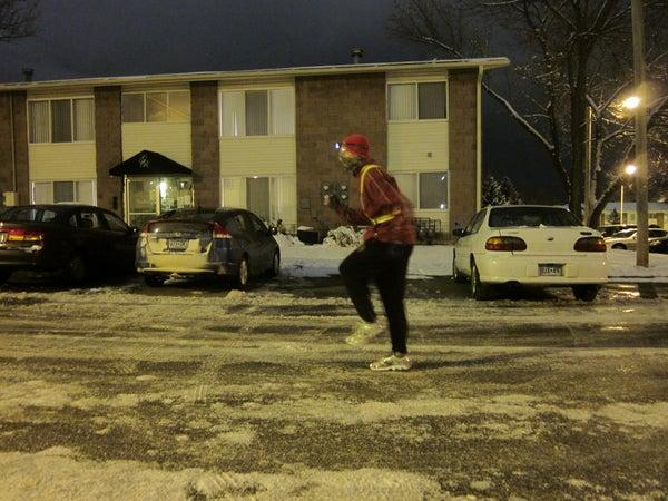 Dressing for (Minnesota) Winter Running