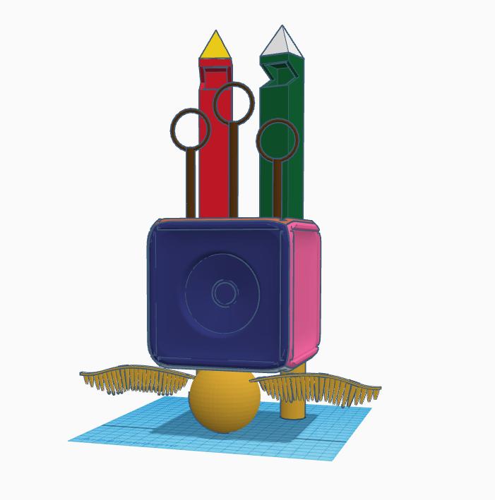 Qidditch Cube