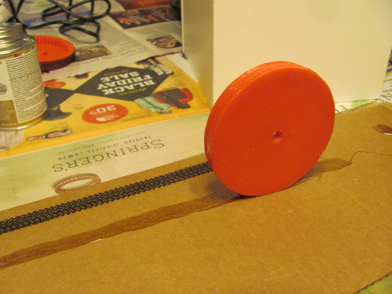 Wheel Tread - for All Terrain Use