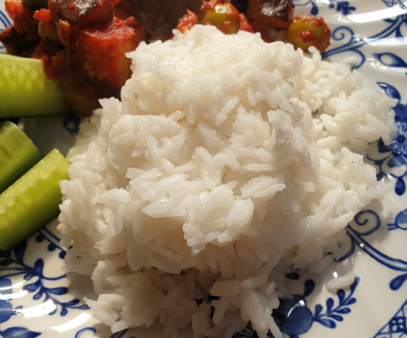 How to Cook Fluffy Rice in an Oven or Aga