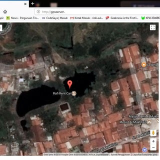 ESP8266 and Visuino: GPS Location Web Server With Google Maps