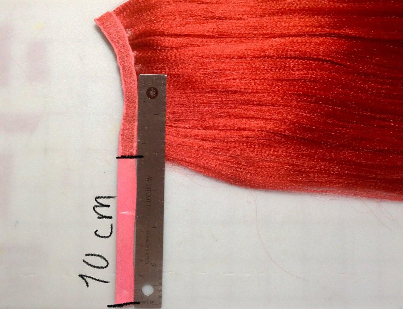 Sewing on the Wrap Around Segment
