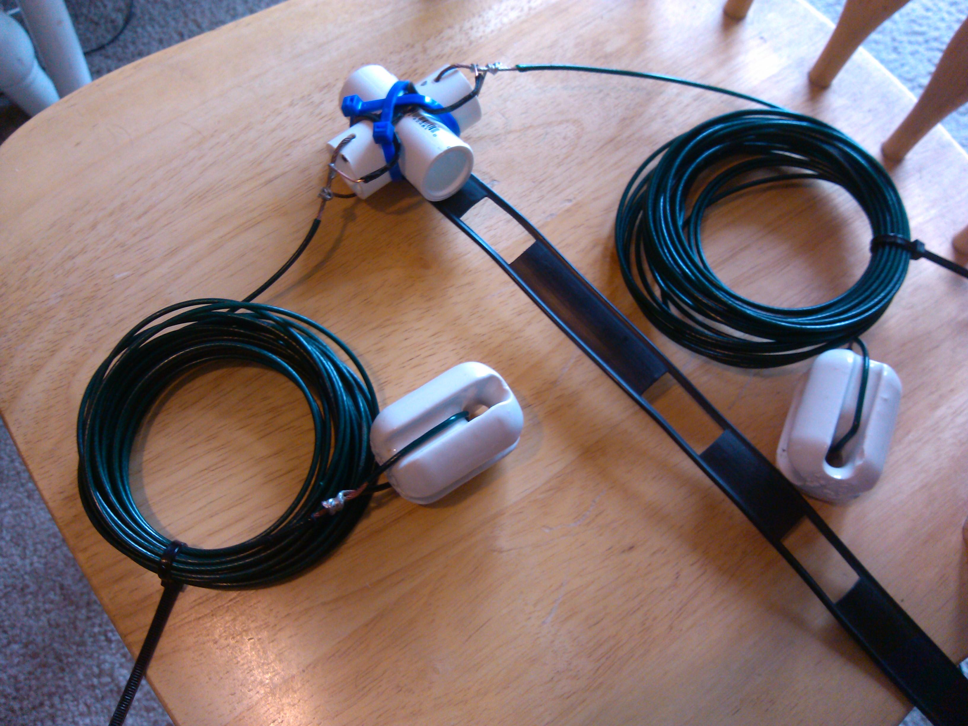 G5RV Jr. (Half Size)  Ham Radio Antenna
