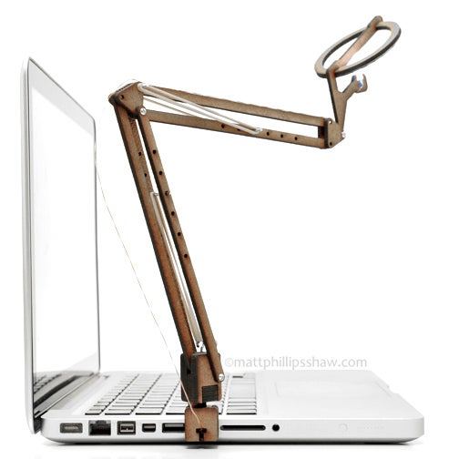 USB Powered LED Articulating Lamp