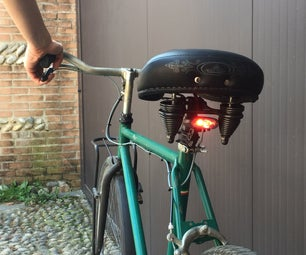 DIY Brake Light for Your Bicycle