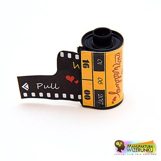 35mm Film Save the Date