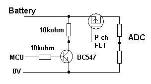 Measuring Battery Level