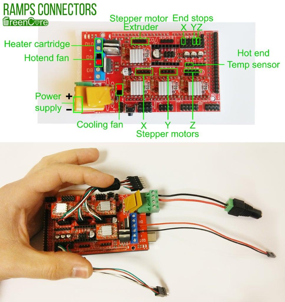 Arduino Mega and Ramps 1.4