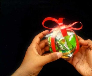 How to Make Gift Box With Plastic Bottle - Diy Gift Ideas - Easy DIY