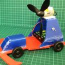 How to Make an Air Racer car