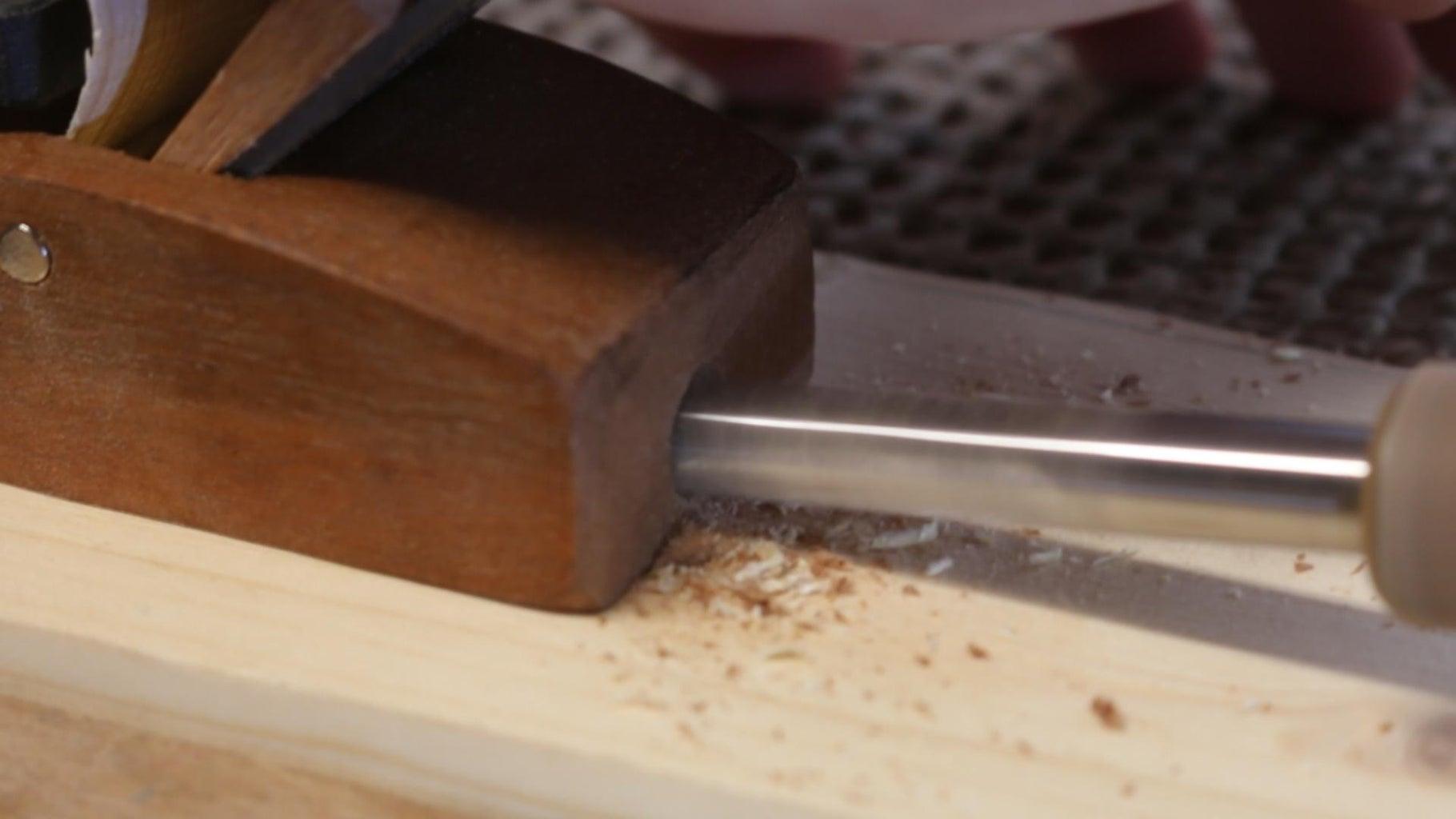 How the Hidden Pocket Hole Jig Would Work