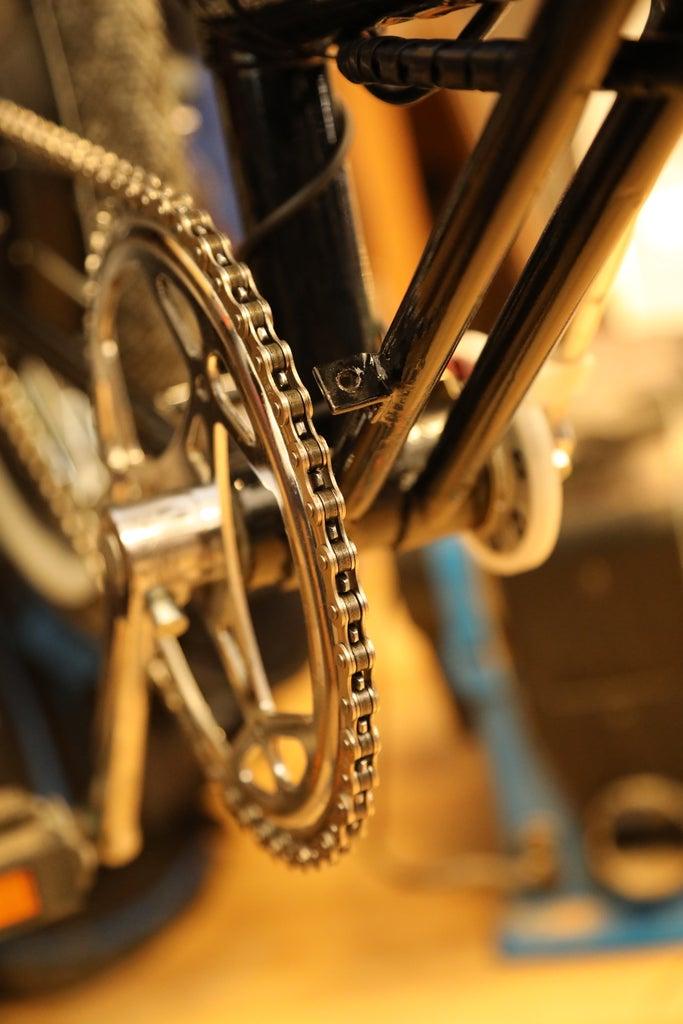 Chain & Rear Rack Attachment