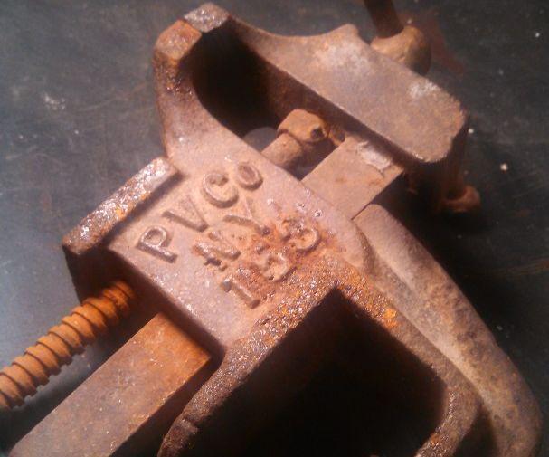 Small vice restoration