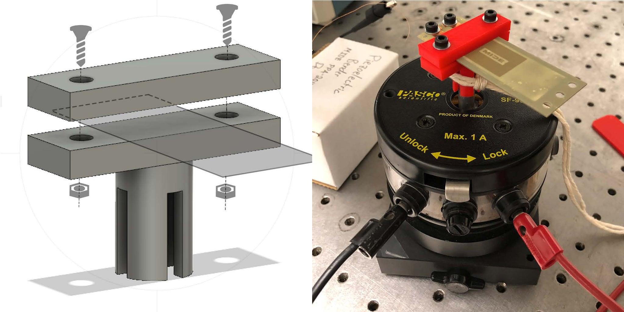 Lab Test Apparatus