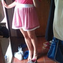 Super easy, quick-made, skirt