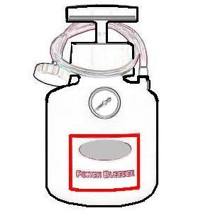 A DIY Brake Bleeder using either Pressure or Vacuum