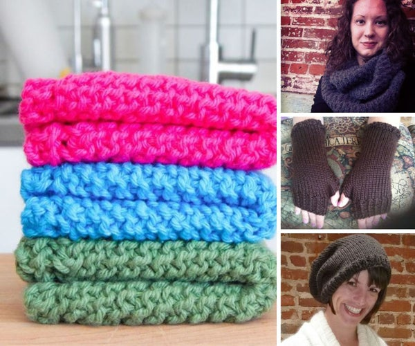 Beginner Knitting Projects