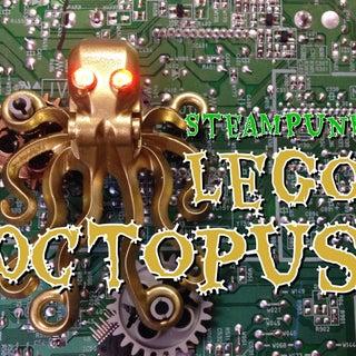 Lego Octopus LED Light