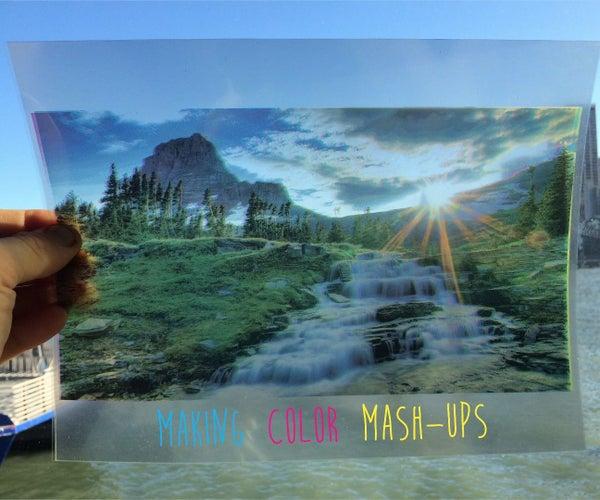Making Color Mash-Ups