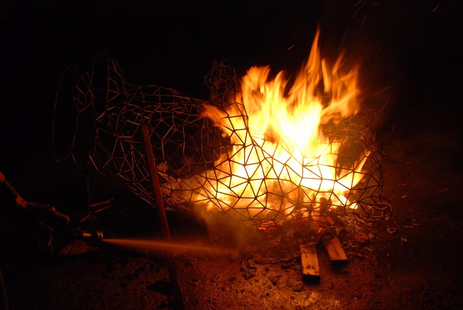 Burn Night!