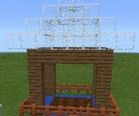 Minecraft Gardening Tent