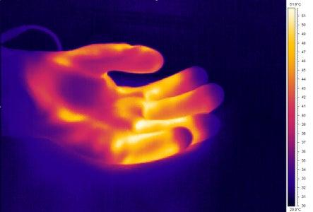 DIY Carbon Tape Heated Gloves V2.0