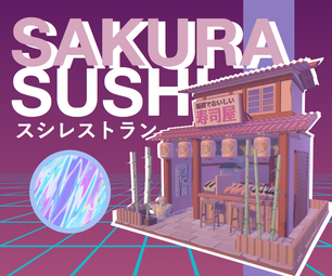 SAKURA SUSHI (Scene)