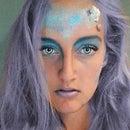 Summer Mermaid Make-up