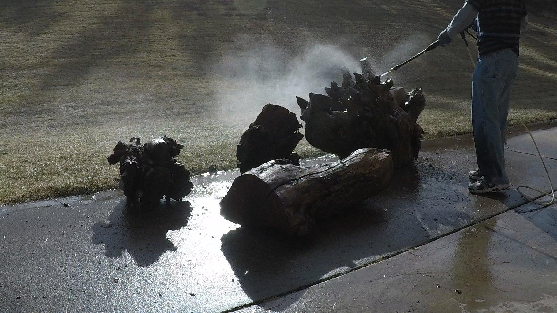 Clean the Stump