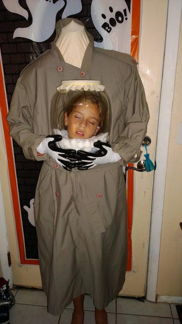 Best DIY Headless Costume