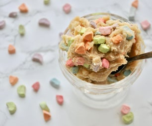 Unicorn Edible Cookie Dough