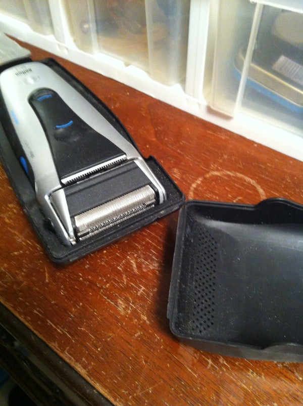 Repair a Shaver Case With Sugru