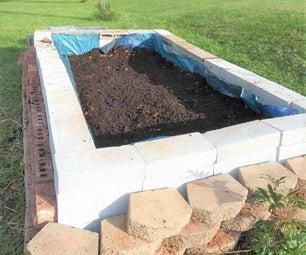 Beginner's Raised Garden Bed