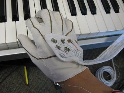 Sensitive Fingertips