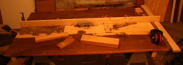 Cut Something With Your New Table Saw